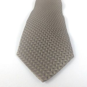 Ermenegildo Zenga Silk Tie Made in Italy